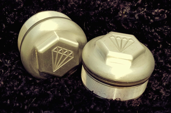 FORK TUBE CAP 49MM