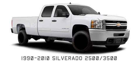 Buy Wheel & Tire Packages for 1990-2010 Silverado 2500/3500