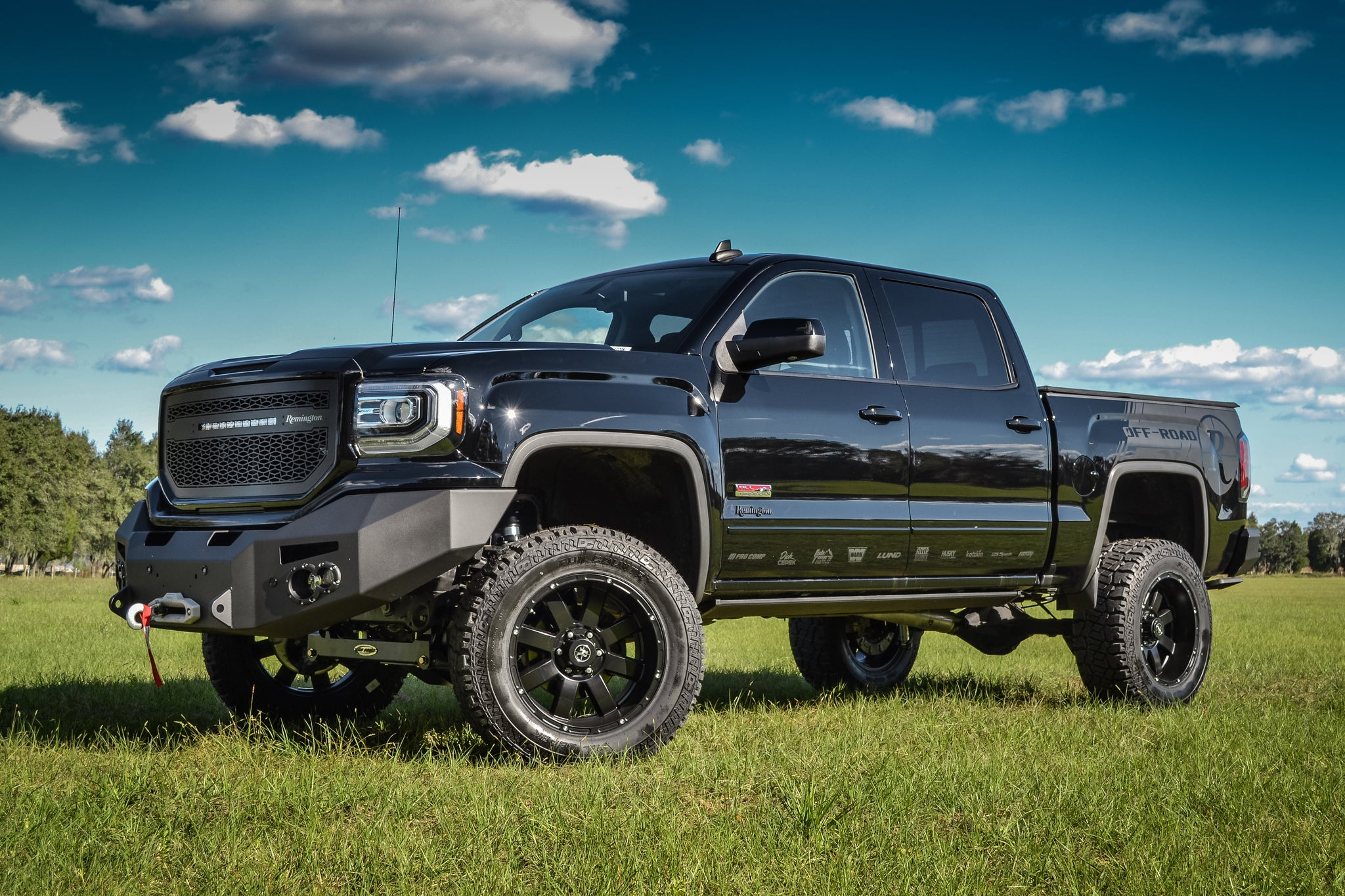 Gallery Sponsored Gmc Sierra 1500 All Terrain For The 2017 Shot Show