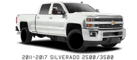 Buy Wheel & Tire Packages for 2011-2017 2500 Silverado