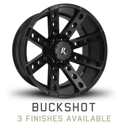 Remington Buckshot Truck/SUV Wheel