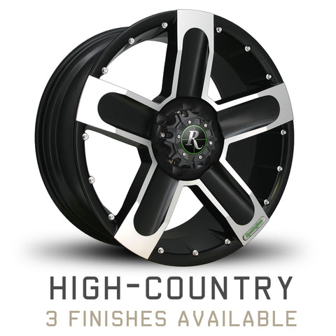 high-country button
