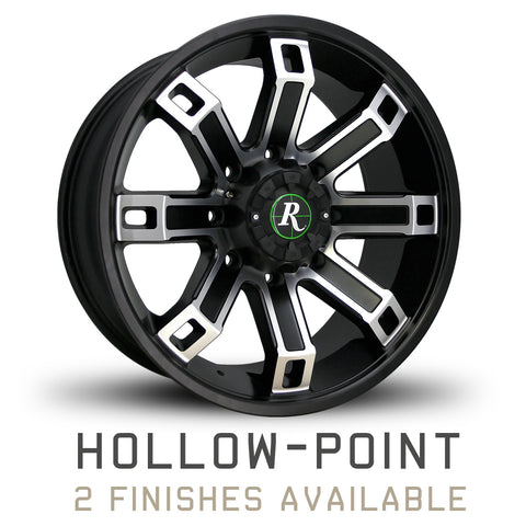 Remington Hollow-Point Truck/SUV Wheel
