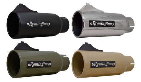 Remington Edition Exhaust Tips