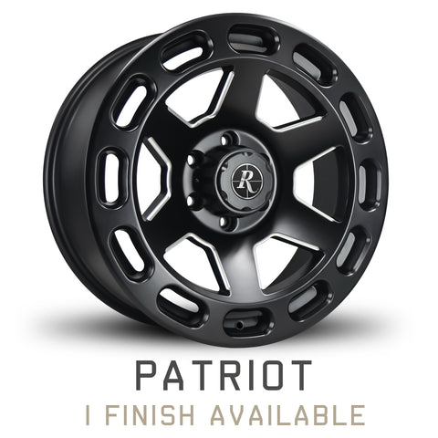 Remington Patriot Truck/SUV Wheel