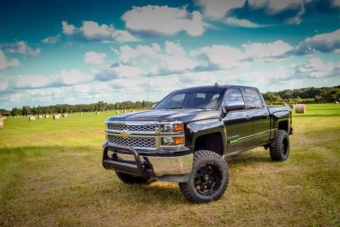CHEVROLET SILVERADO 1500 on REMINGTON 8-POINT