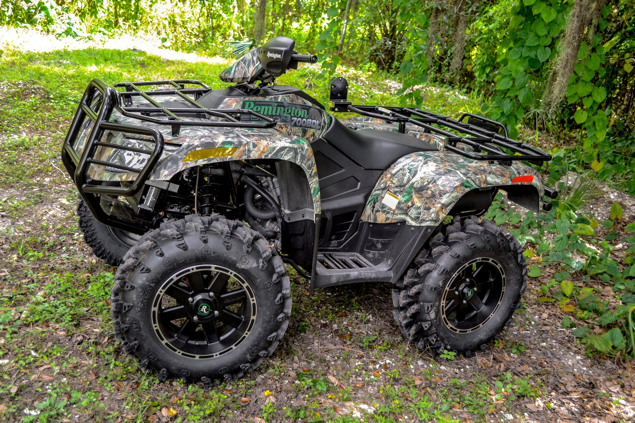 Gallery Arctic Cat Atv On 14 Inch 8 Point And Hollow Point Atv