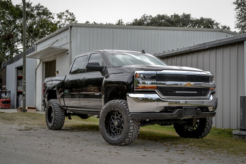 Remington Edition CHEVY SILVERADO BLACK on Remington Caliber