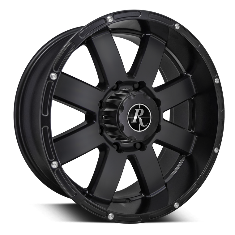 Remington Off-Road 8-Point All Satin Black