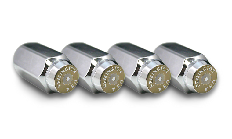 Remington Centefire Lug Nuts LIFETIME WARRANTY