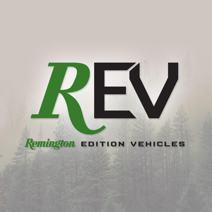 REMINGTON EDITION VEHICLES