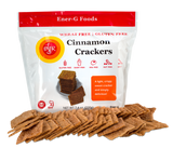 Ener-G cinnamon crackers