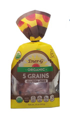 Ener- G Organic 5 Grains Loaf