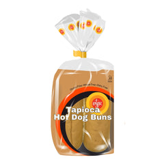 Ener-G Tapioca Hot Dog Buns