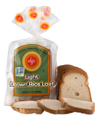Ener-G Light Brown Rice Loaf