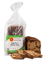 Ener-G Egg-Free Raisin Loaf (as available)