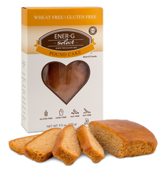 Ener-G Select Poundcake (as available)