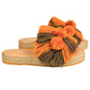 Salsa Espadrille  Brown