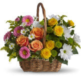 Tranquility Flower Basket