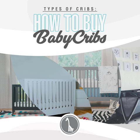 Types of Cribs: How to Buy a Baby Crib