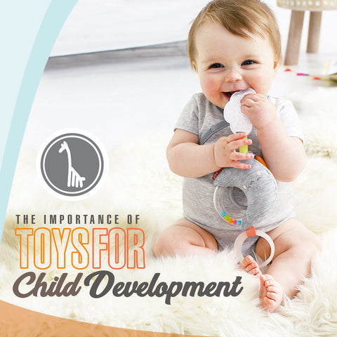 The importance of toys for child development