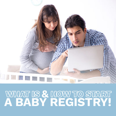 What Is and How to Start a Baby Registry Checklist