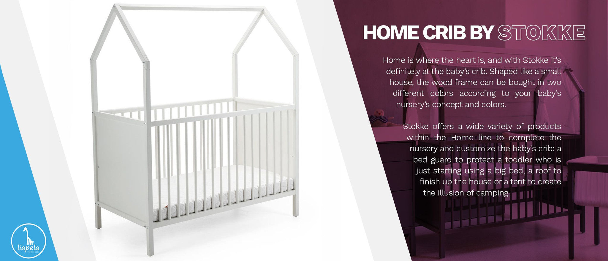 Liapela\'s Top 13 Best Cribs for your baby\'s nursery