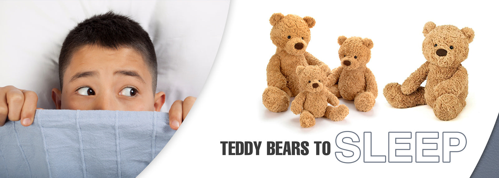 Teddy Bears to Help Baby Sleep