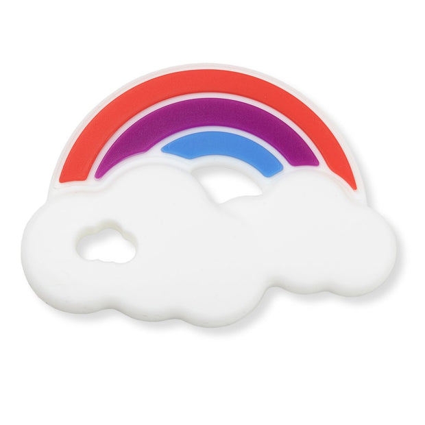 Silicone Rainbow Teether - Liapela.com | Modern Baby Products