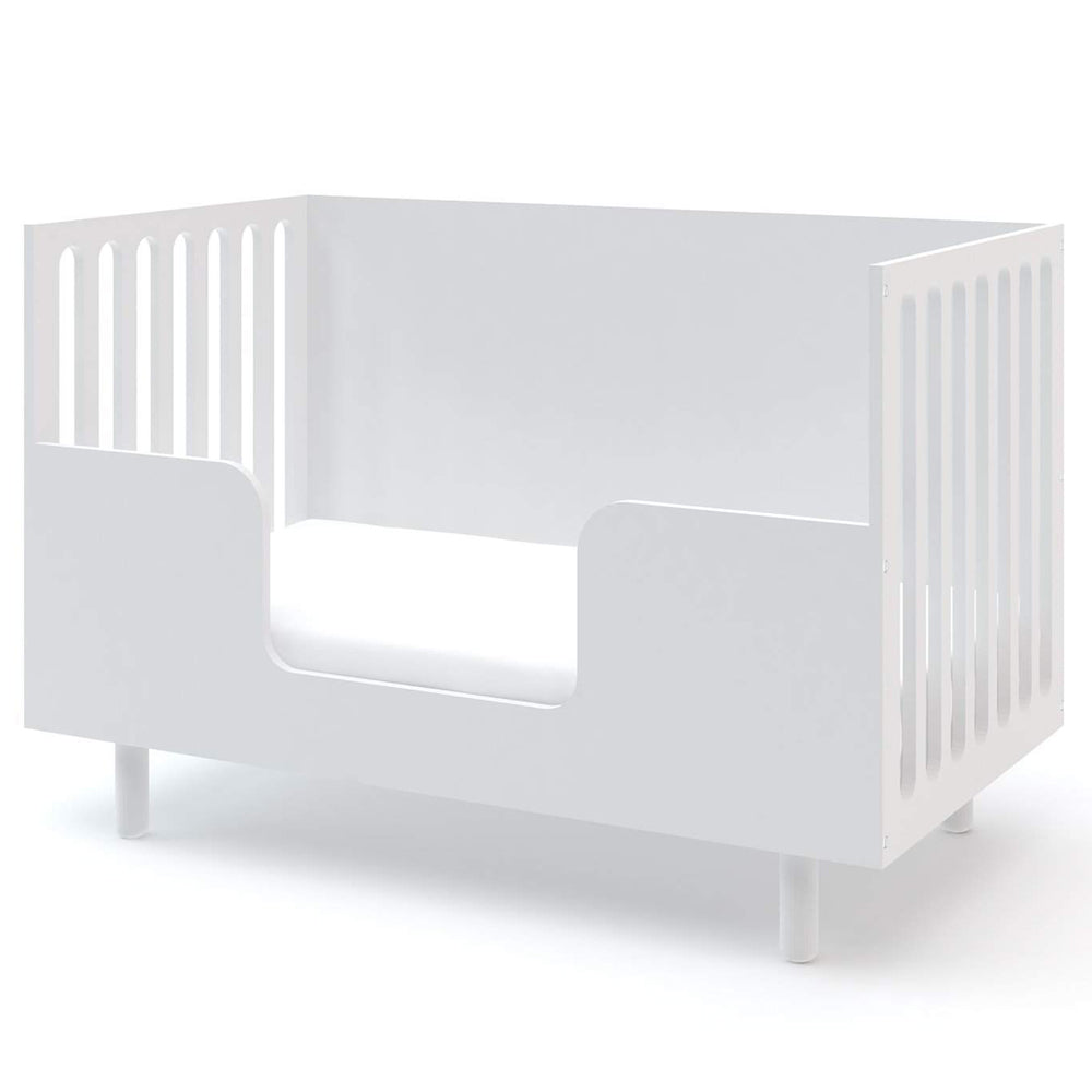 Bed Conversion Kit Crib Fawn Toddler White
