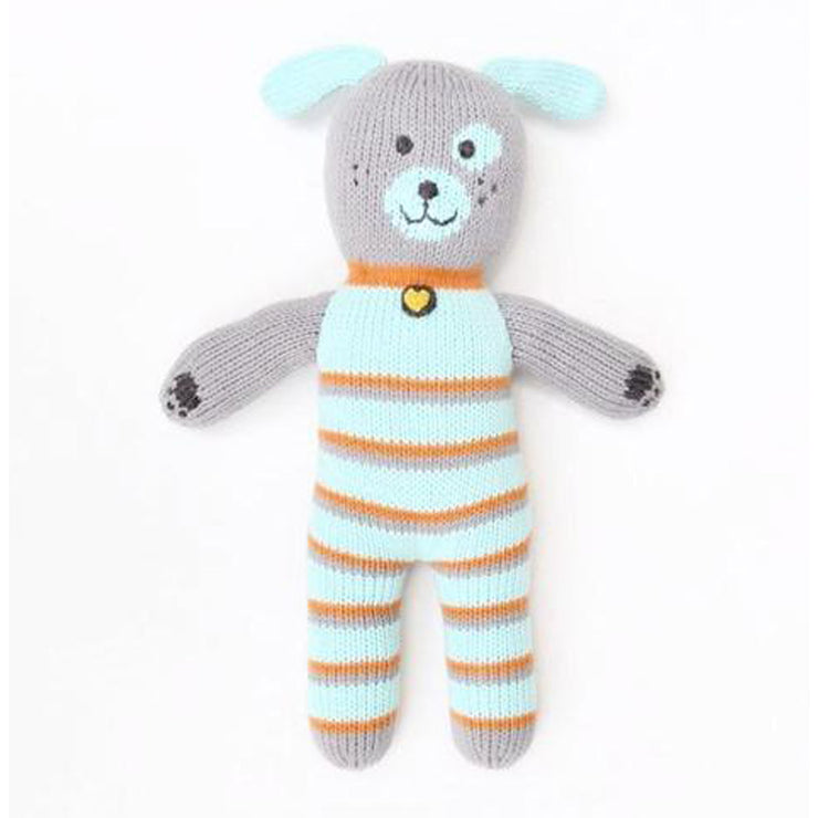 Organic Stuffed Animals for Babies Caleb the Dog - Liapela.com | Modern Baby Products