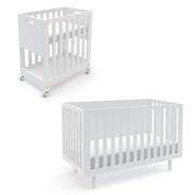 Oeuf Fawn Crib and Bassinet System - Liapela.com | Modern Baby Products