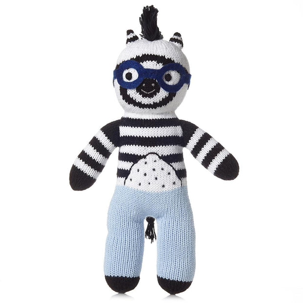 James the Zebra Stuffed Animal