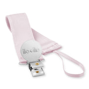 Ali+Oli Modern Satin Ribbon Pacifier Clip set of 5 for Girls - Liapela.com | Modern Baby Products