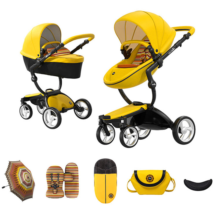 Mima Xari Yellow Special Edition - Liapela.com | Modern Baby Products