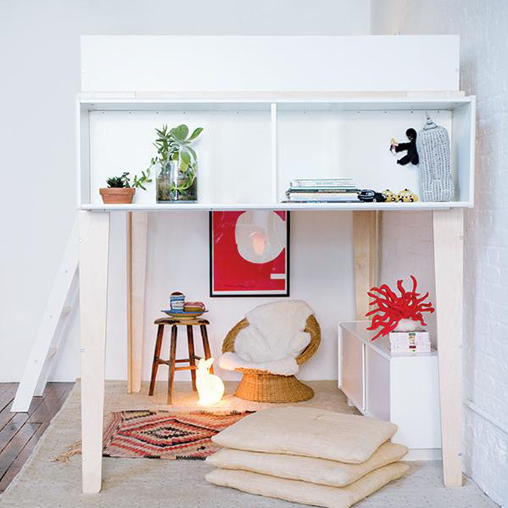 Perch Full Size Loft Shelves Storage Unit - Liapela.com | Modern Baby Products
