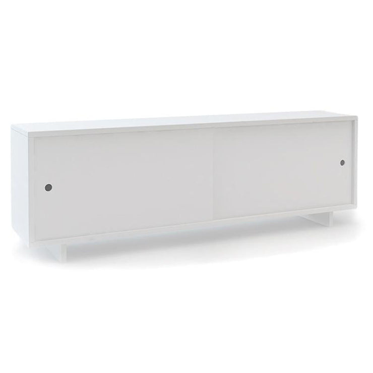 Perch Full Size Loft Storage Console Cabinet - Liapela.com | Modern Baby Products