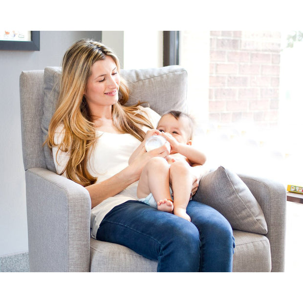 Como Nursery Glider Chair - Quick Ship - Liapela.com | Modern Baby Products