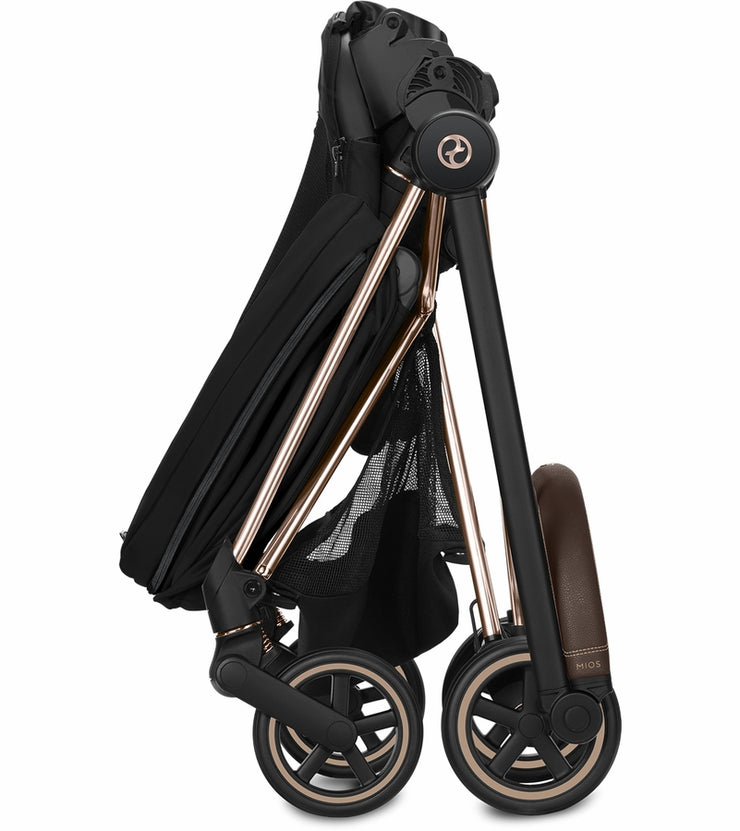 Mios 2 Stroller complete RoseGold