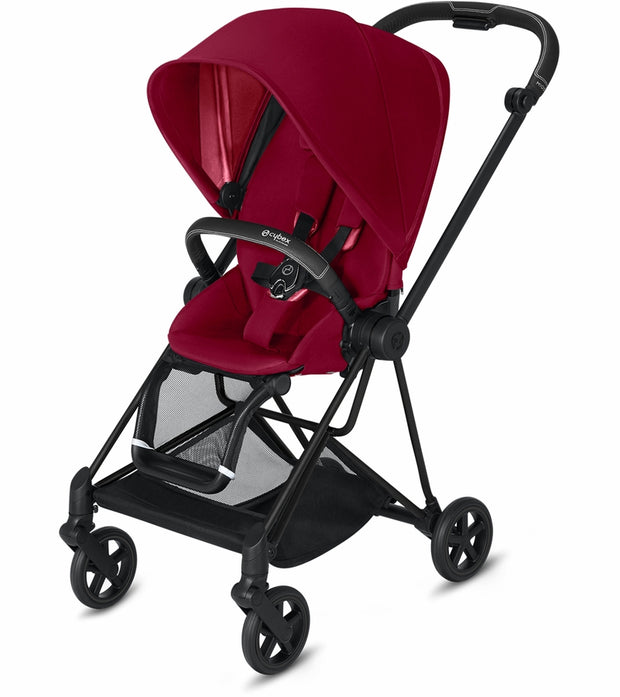Mios 2 Stroller complete Matt Black - Liapela.com | Modern Baby Products