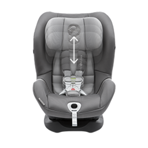 Sirona M with Sensorsafe 2.0 Convertible Car Seat