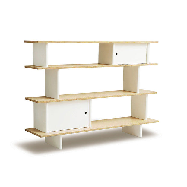 Oeuf Mini Library Childrens Bookshelf for Kids