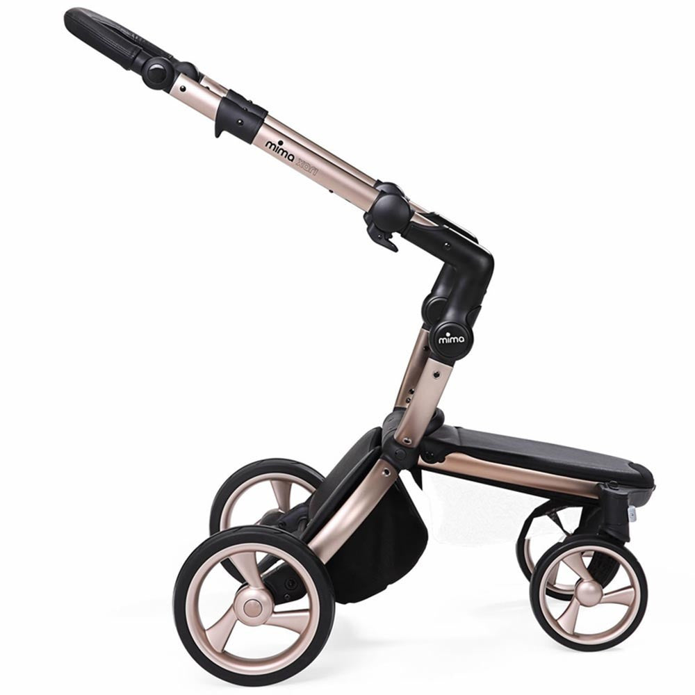Mima Xari Chassis Stroller Frame wit Stand