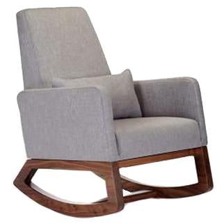 Joya Glider Rocking Chair - Quick Ship - Liapela.com | Modern Baby Products