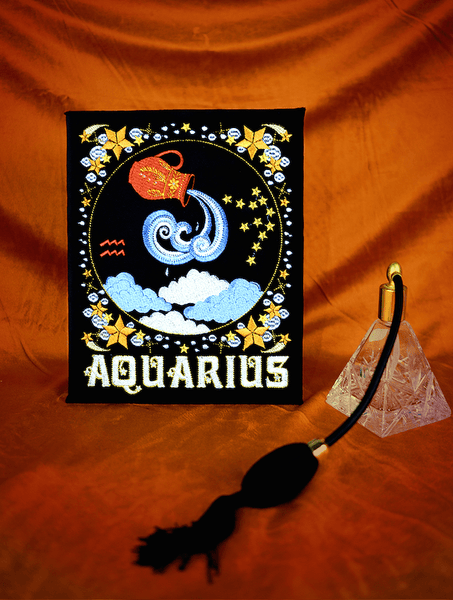 Aquarius Wall Hanging