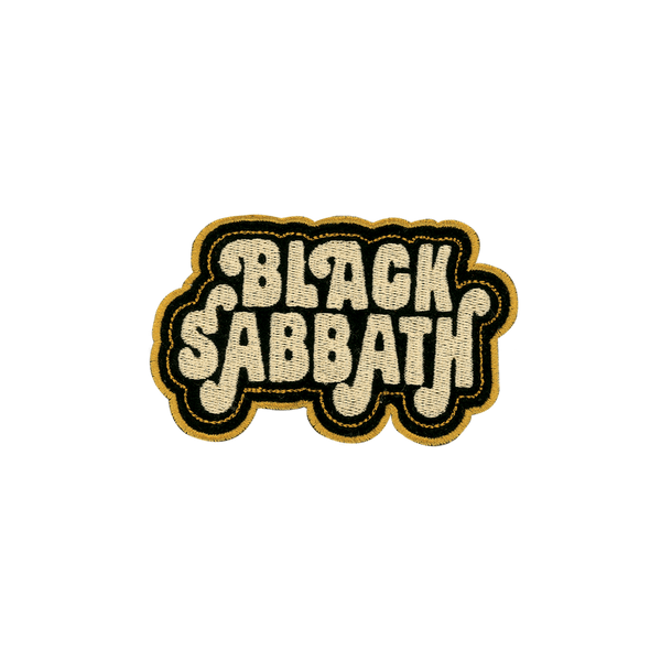 Black Sabbath - PatchYaLater Patch - patches