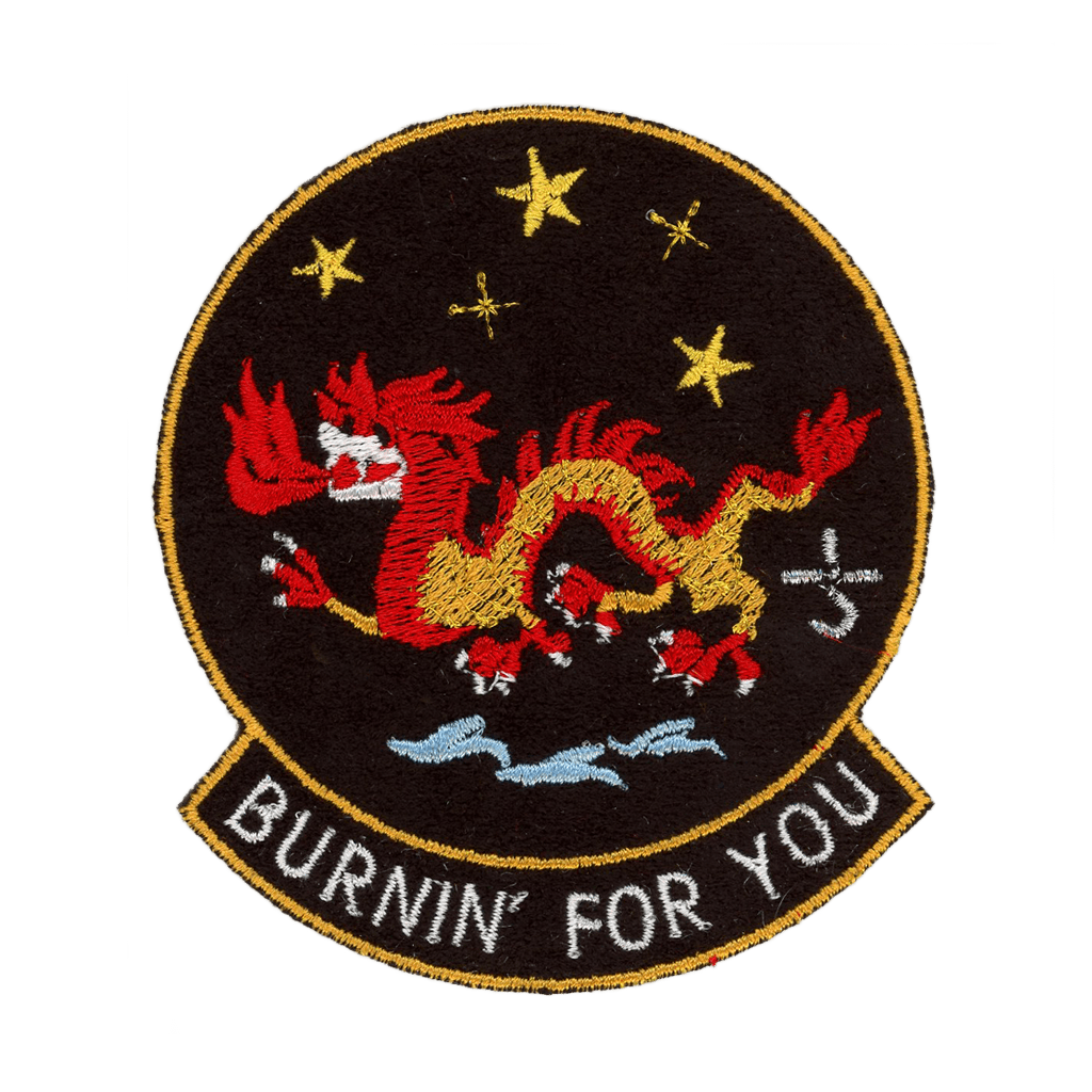 Burnin' For You - PatchYaLater  - patches