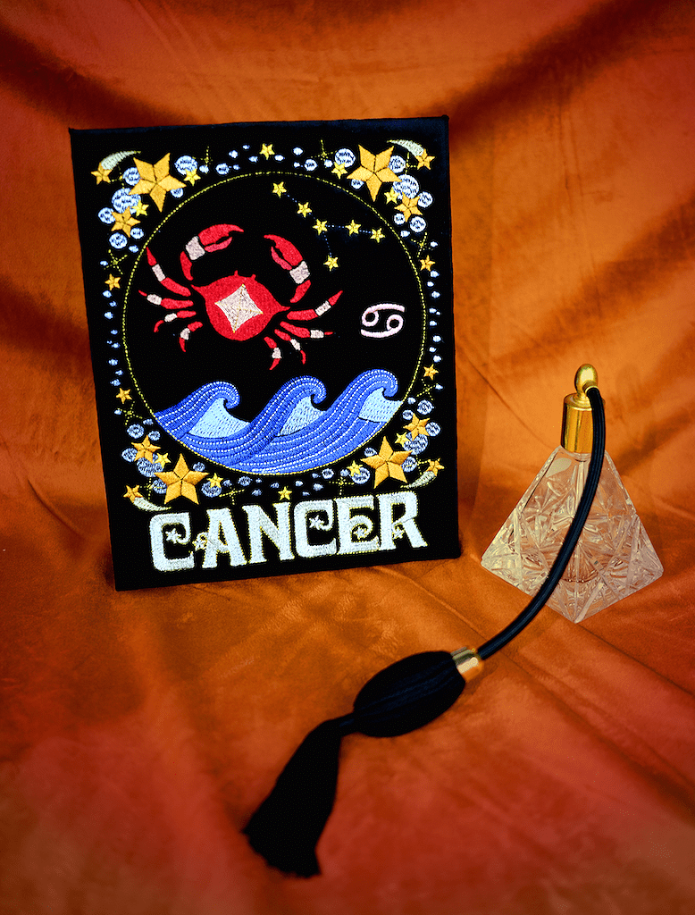 Cancer Wall Hanging