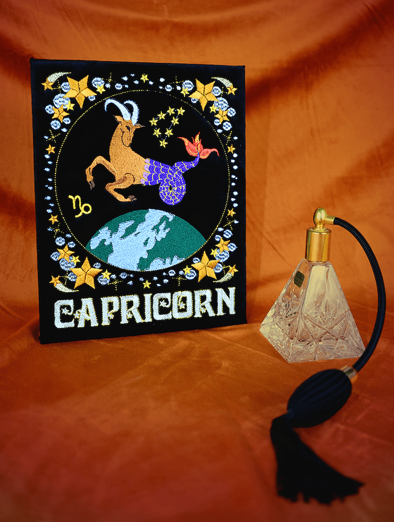 Capricorn Wall Hanging