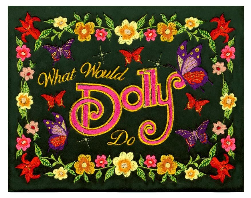 Dolly Wall Hanging
